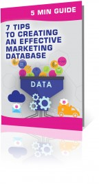 5 Minute Guide  7 Tips to Creating an Effective Database
